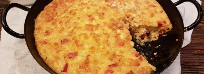 Amerikanische Egg Breakfast mit dem Bio Kreolen-Gewürz von Würzmeister
