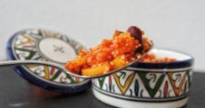 Fruchtiges Chili mit Quinoa und Bio Chili-Pfeffer