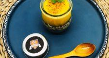 Mango-Chia-Pudding mit Aztekenfeuer von Würzmeister
