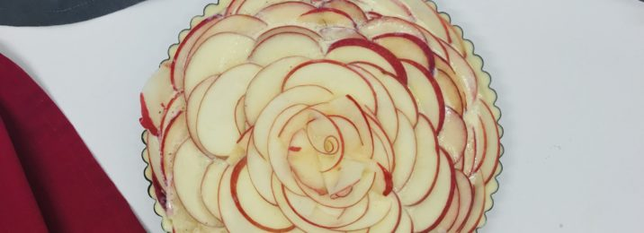 Apfelwähe mit Sweet Temptation